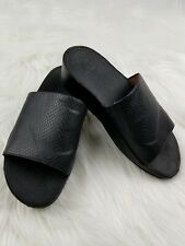 Fitflop black size US 7 EURO 38 Women's Ginny Slide Sandal Shoes