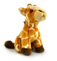 LIL FRIENDS GIRAFFE PLUSH SOFT TOY 18CM STUFFED ANIMAL BY KORIMCO