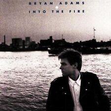 Bryan Adams - Into the Fire [New CD]