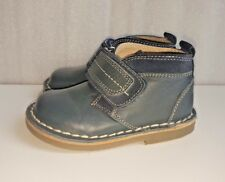 TU Boys Blue boots shoes Size  Infant