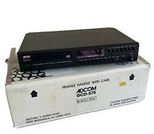 Adcom Gcd-575 Single Cd Player in Excellent Condition Original Packaging Gcd575