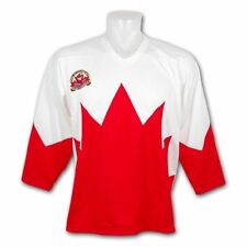 Team Canada 1972 Commemorative Replica Hockey Away White Summit Jersey X-Large