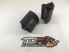 GO KART - PEDAL EXTENSIONS - BLACK