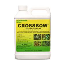 Southern Ag Crossbow 2 4D & Triclopyr Herbicide Quart 32 oz Weed & Brush Killer