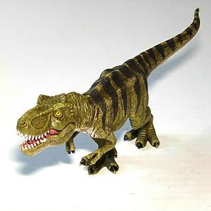 Tyrannosaurus Rex Dinosaur With Articulated Jaw 7.5'' MOJO 2017
