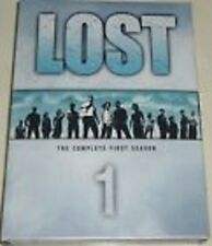 Lost - The Complete First Season 7 DVD Set  2005 Release  New still sealed Pack