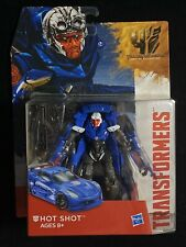 Transformers Age Of Extinction Hot Shot Hasbro Deluxe