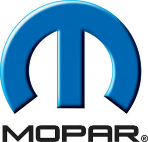 Axle Nut-Sport Front,Rear Mopar 06503685