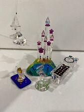 Purple Castle Of Dreams by Phyllis Gessert Garratt Crystallite 2574/5000 &MORE