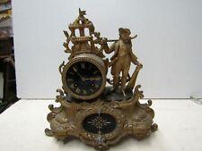 horloge pendule en regule