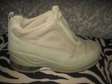 spice 90s girlband ibiza rave dancer  boots beige wedge zip  5 38 love island