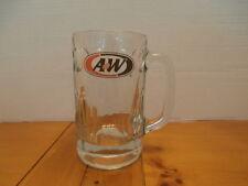 A&W Root Beer Heavy Glass Mug All American Food
