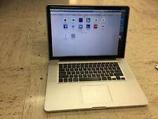 """MacBook Pro A1286 15.4"""" Laptop i7 2.3ghz, 16gb Ram, 960gb SSD OCZ, Speck Shell"""