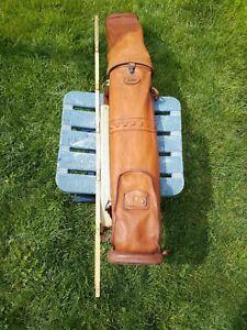 Golfbag Reisebag Lederbag Gebraucht