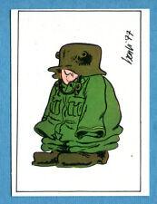 [GCG] STURMTRUPPEN - Corno 1977 - Figurina-Sticker - n. 11 -New