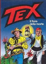 TEX IL FIORE DELLA MORTE - MONDADORI CARTONATO A COLORI PRIMA EDIZIONE 2004