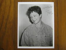 JEFF  PERRY (Scandal/Cyrus Beene) Signed  8 X 10  Black and White  Glossy  Photo