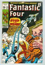 Fantastic Four #114 September 1971 Vg Overmind