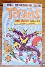 TITANS n° 83 - mensuel - décembre 1985