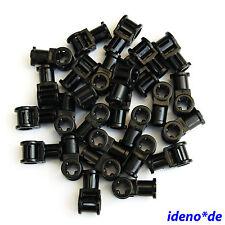 Lego Technik Technic 15 Stk. 2fach Achs Verbinder 32039 schwarz 4107081 NEU