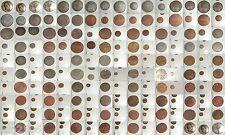 GRANDE lotto di monete Medioevali e susseguenti