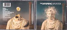 CD 12 TITRES THE OFFSPRING SPLINTER DE 2003 TBE