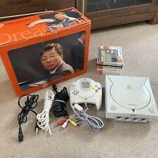 Sega Dreamcast Console + Games Bundle - Japan JPN - Tested & Working