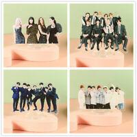 Kpop NCT Enhypen Stray Kids Blackpink Mini Standee Acrylic Figure Doll
