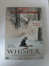 Whisper [DVD] *HORROR* *Limitiertes Steelbook*
