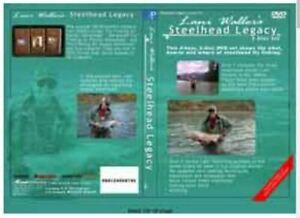 Lani Wallers Steelhead Legacy - 2 DVD SET 4HRS Brand New/ Factory Sealed