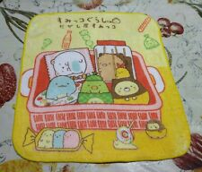San-X Sumikko Gurashi Wash Cloth, Face Washer, 18x20cm, 100% Cotton, Kids