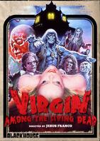 Virgin Among the Living Dead 1973 DVD
