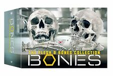 NewBones The Complete Series Seasons DVD 2017 Set 1-12, 2 3 4 5 6 7 8 9 10 11 12