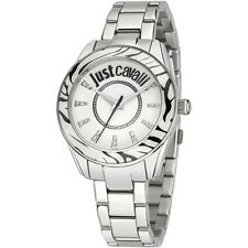 Just Cavalli Orologio Donna Watch Woman Uhr Acciaio Bianco Feel R7253594502 Girl