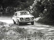 FORD ESCORT RS ARKELL CIRENCESTER PARK STAGES RALLY PHOTOGRAPH  YNO 286L