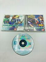 Sony PlayStation 1 PS1 Complete Tested Digimon Digital Card Battle Ships Fast