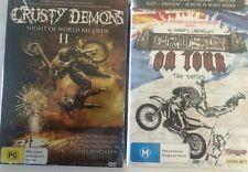 Crusty Demons The Series - Al Hardy's Chronicles + CRUSTY DEMONS NIGHT OF WORLD