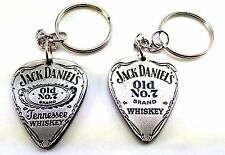 Jack Daniels Keychain Keyring Pendant doble sided HQ FREE SHIPPING