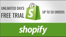 Free Shopify Store With Unlimited Trial Without paying 29$/Month +1premiu themes