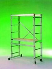 Ponteggio trabattello in alluminio Zeus cm 120x50x180 h scala edilizia