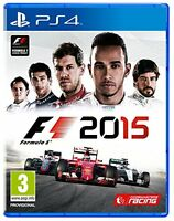 FORMULA 1 ONE 2015 15 F1 2015 PS4 NUEVO PRECINTADO EN CASTELLANO PS4