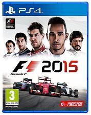 FORMULA 1 ONE 2015 15 F1 2015 PS4 NUEVO PRECINTADO EN CASTELLANO PS4
