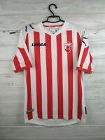 Red Star Belgrade jersey Medium 2012 2013 home shirt soccer football Legea