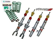 TEIN S.TECH LOWERING SPRINGS + SKUNK2 SHOCKS SET FOR 93-97 HONDA DEL SOL