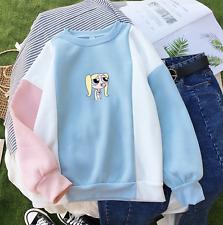 POWERPUFF GIRLS Y2K Bubbles E-Girl Aesthetic Kawaii Pastel Sweatshirt
