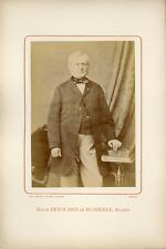 Ant. Meyer, Photog. Colmar, Baron Alfred Renouard de Bussière (1804-1887), déput