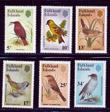 FALKLAND ISLANDS 1982 BIRDS SET SCOTT 354-59