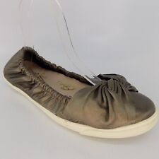 Sudini Olga Ballet Loafers Leather Women Shoes Size 6.5 M AL5684