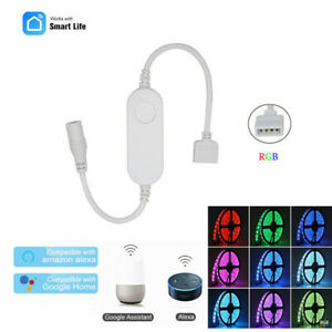 WiFi Remote Control APP Controller For Multiple Colour RGB LED Strip Light 4 Pin