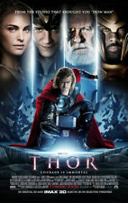 """Thor - ( 11"""" x 17"""" ) Movie  Collector's  Poster Print  -  B2G1F"""